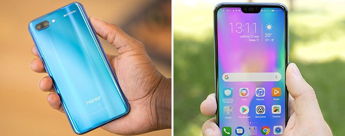 Лучшие телефоны